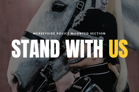 Merseyside Police Mounted Section - Donations